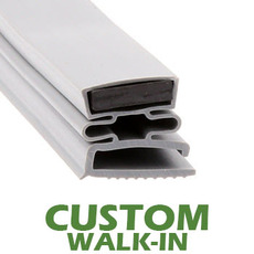 Profile 494 - Custom Walk-in Door Gasket