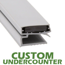 Profile 424 - Custom Undercounter Door Gasket