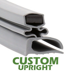 Profile 702 - Custom Upright Door Gasket
