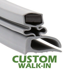 Profile 702 - Custom Walk-in Door Gasket