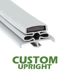 Profile 166 - Custom Upright Door Gasket