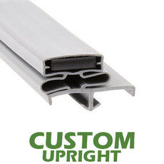 Profile 165 - Custom Upright Door Gasket
