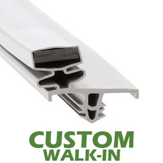 Profile 221 - Custom Walk-in Door Gasket