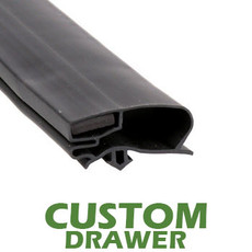 Profile 227 - Custom Drawer Gasket