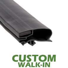 Profile 227 - Custom Walk-in Door Gasket