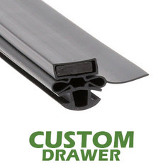 Profile 254 - Custom Drawer Gasket