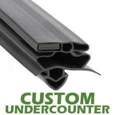 Profile 258 - Custom Undercounter Door Gasket