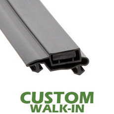 Profile 612 - Custom Walk-in Door Gasket