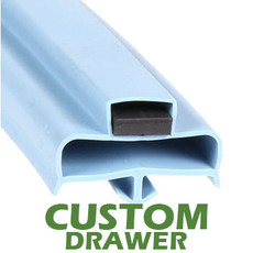 Profile 967 - Custom Drawer Gasket