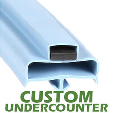 Profile 967 - Custom Undercounter Door Gasket