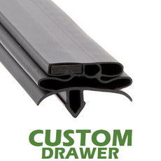 Profile 582 - Custom Drawer Gasket