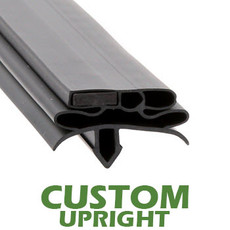 Profile 582 - Custom Upright Door Gasket
