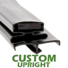 Profile 164 - Custom Upright Door Gasket