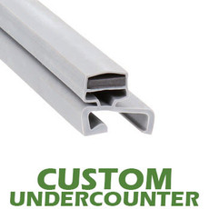 Profile 306 - Custom Undercounter Door Gasket