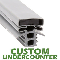 Profile 892 - Custom Undercounter Door Gasket