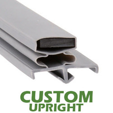 Profile 169 - Custom Upright Door Gasket