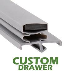 Profile 169 - Custom Drawer Gasket