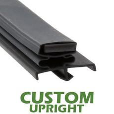 Profile 170 - Custom Upright Door Gasket