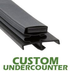 Profile 170 - Custom Undercounter Door Gasket