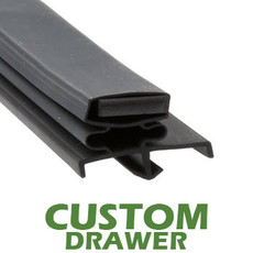 Profile 170 - Custom Drawer Gasket