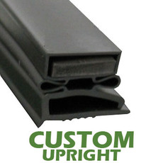 Profile 496 - Custom Upright Door Gasket