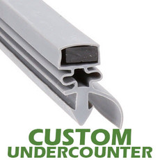 Profile 834 - Custom Undercounter Door Gasket