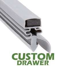 Profile 834 - Custom Drawer Gasket