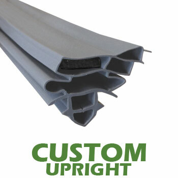 Profile 327 - Custom Upright Door Gasket