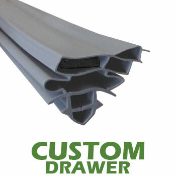 Profile 327 - Custom Drawer Door Gasket