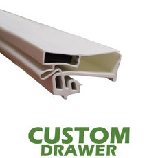 Profile 627 - Custom Drawer Door Gasket