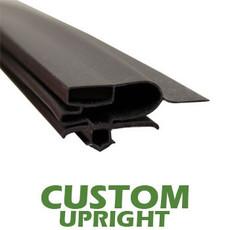 Profile 697 - Custom Upright Door Gasket
