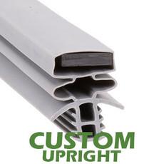 Profile 893 - Custom Upright Door Gasket
