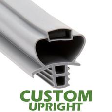 Profile 890 - Custom Upright Door Gasket