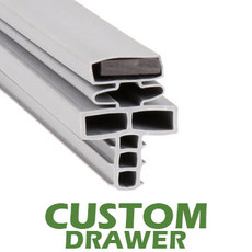 Profile 715 - Custom Drawer Gasket