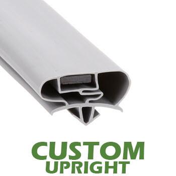 Profile 677 - Custom Upright Door Gasket