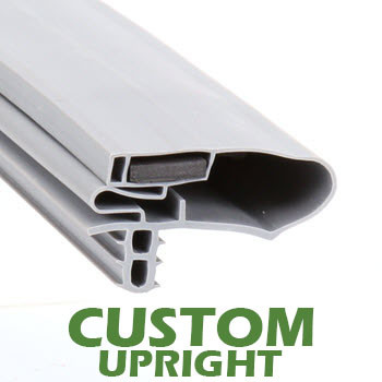 Profile 783 - Custom Upright Door Gasket