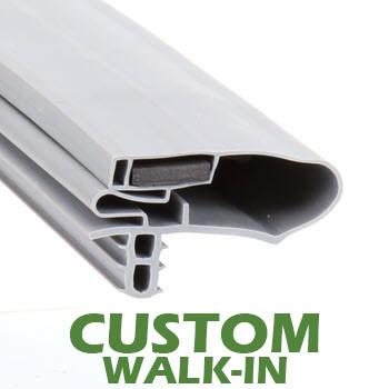 Profile 783 - Custom Walk-in Door Gasket