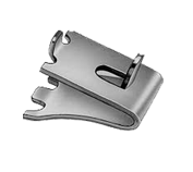 Stainless Steel Shelf Clip - Kason 0066