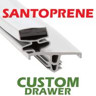 Profile 223 - Custom Drawer Gasket