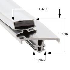 Profile 223 - Custom Upright Door Gasket