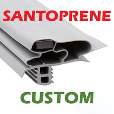 Profile 620 - Custom Upright Door Gasket