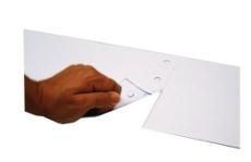 "6"" Freezer Replacement Strip -  Quick Strip"