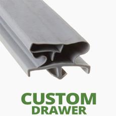 Profile 577 - Custom Drawer Gasket