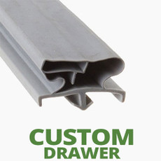 Profile 577 - Custom Drawer Gasket