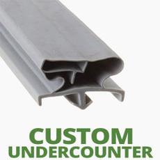Profile 577 - Custom Upright Door Gasket