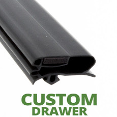 Profile 229 - Custom Drawer Gasket