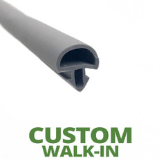 Profile 738 - Custom Walk-in Door Gasket