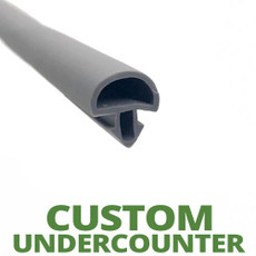 Profile 738 - Custom Undercounter Door Gasket