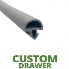 Profile 738 - Custom Drawer Gasket