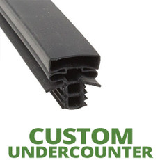 Profile 895 - Custom Undercounter Door Gasket